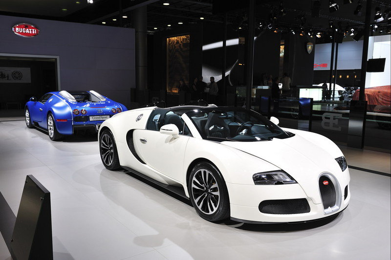 Bugatti comes to Qatar Motor Show for the first time