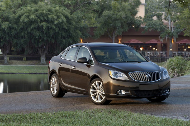 2012 - 2015 Buick Verano High Resolution Exterior - image 388337