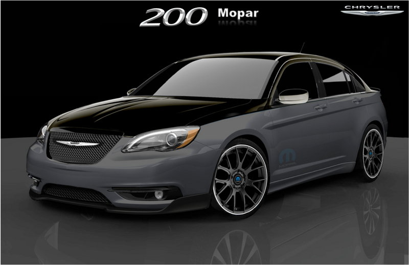 2011 Chrysler 200 Super S by Mopar