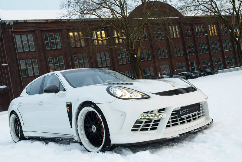 2011 Porsche Panamera Turbo by Edo Competition