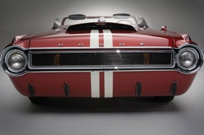 1964 Dodge Hemi Charger Concept Exterior - image 388050