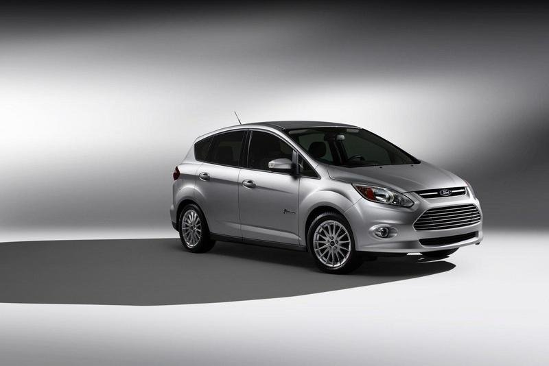 2012 Ford C-Max Hybrid Concept High Resolution Exterior - image 388894
