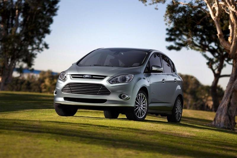 2012 Ford C-Max Energi Concept High Resolution Exterior - image 388640