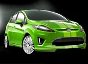 Ford Fiesta by 3D Carbon