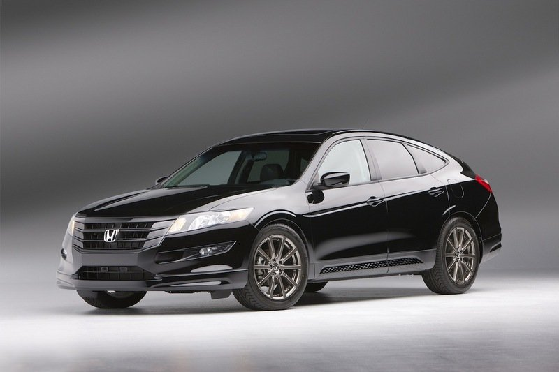 2011 Honda Accord Crosstour HFP Concept
