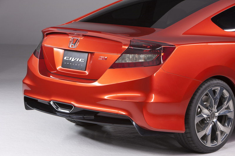 2011 honda civic si concept review top speed. Black Bedroom Furniture Sets. Home Design Ideas