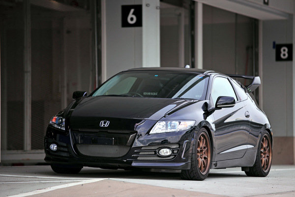 honda cr-z hybrid sport hatch by noblesse picture