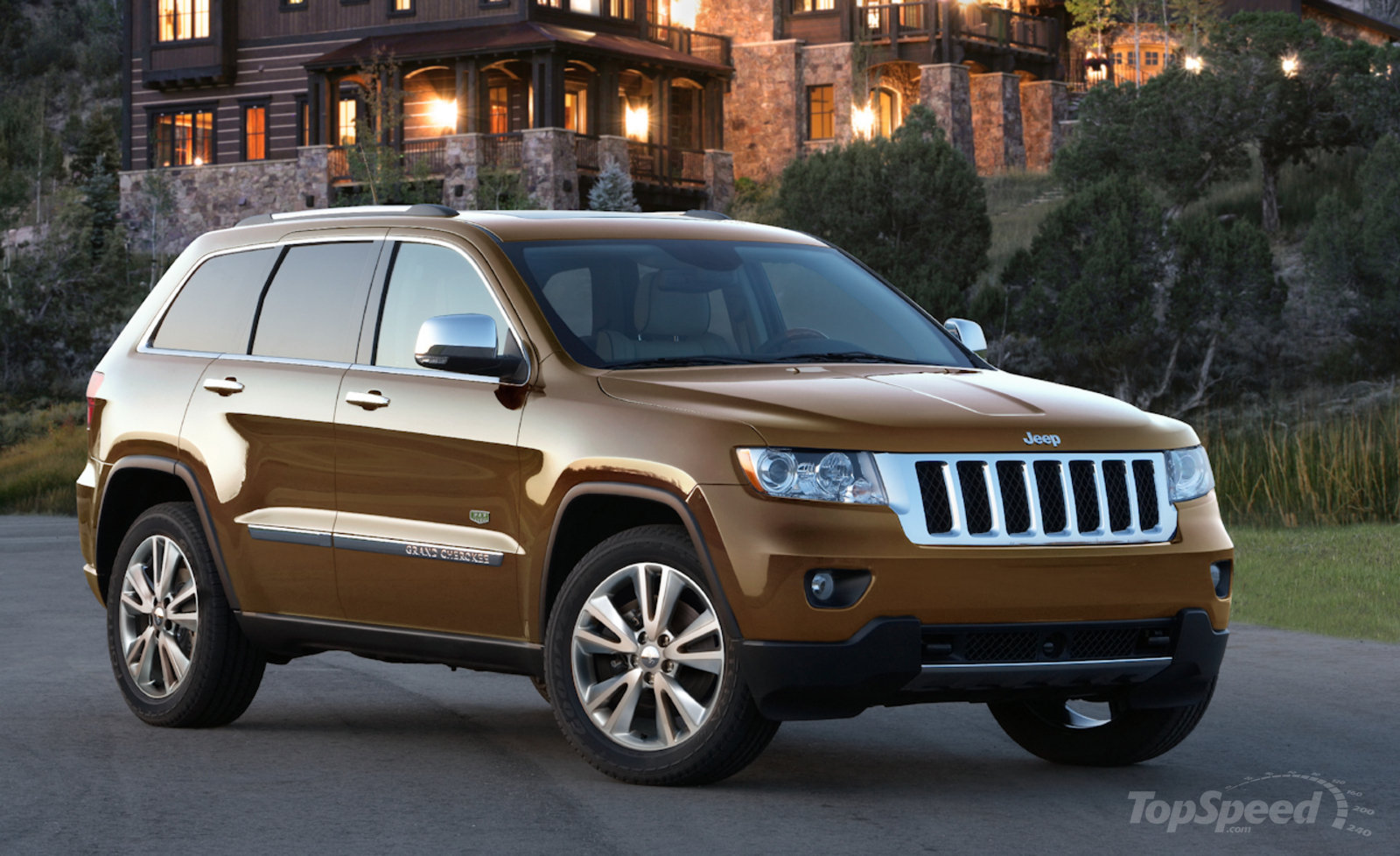 2011 jeep grand cherokee 70th anniversary edition review top speed. Black Bedroom Furniture Sets. Home Design Ideas