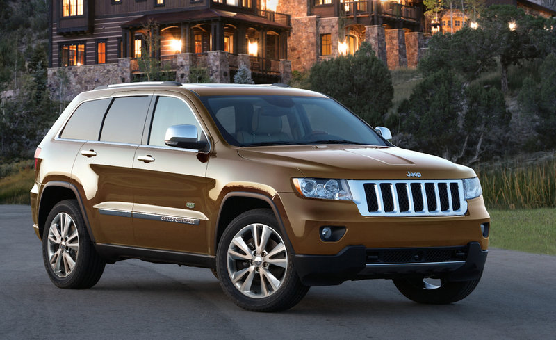 jeep top speed. 2011 Jeep Grand Cherokee 70th