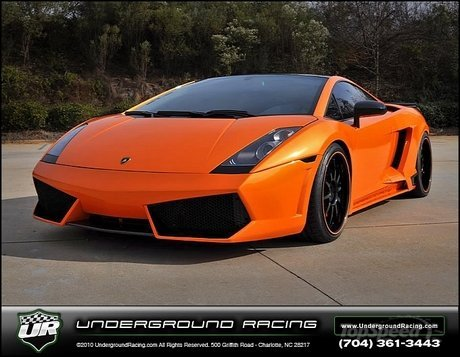 Lamborghini Gallardo Nera on Lamborghini Gallardo Tt By Underground Racing   News   Tuning