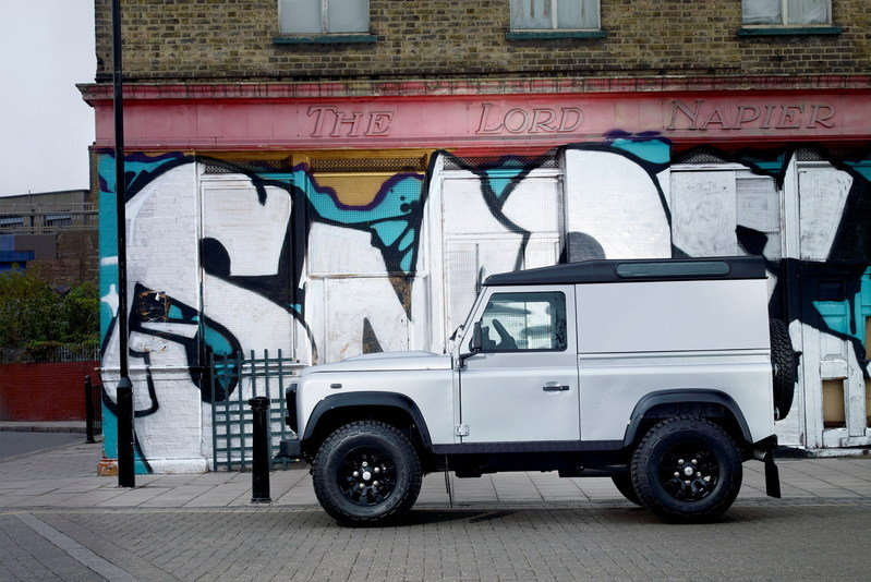 2011 Land Rover Defender X Tech Limited Edition. land rover defender x-tech