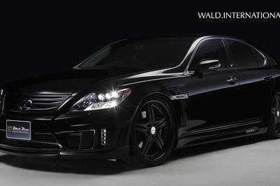 "2011 Lexus LS600h ""Sports Line Black Bison Edition"" by Wald International"