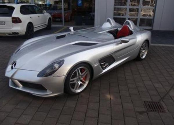 Mercedes benz slr mclaren stirling moss for sale in miami for Mercedes benz repair miami fl