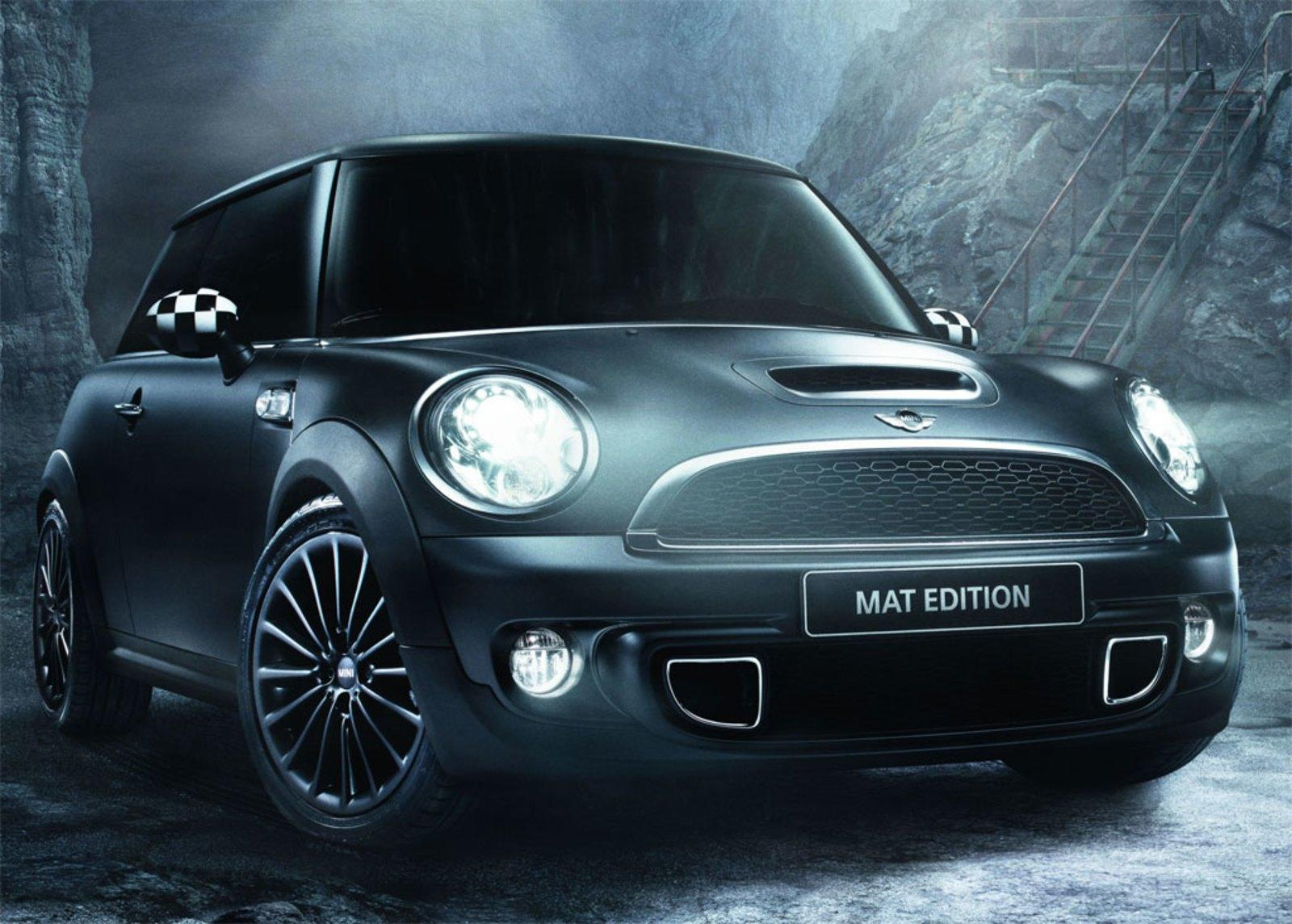 2011 mini cooper mat edition review top speed. Black Bedroom Furniture Sets. Home Design Ideas