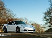 Porsche 997 Turbo by D2Forged