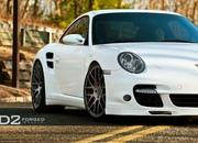 2011 Porsche 997 Turbo by D2Forged - image 389222