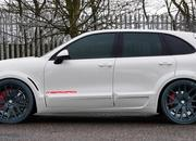 2011 Porsche Cayenne Turbo White by Merdad - image 390092