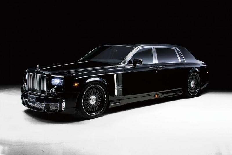 2011 Rolls-Royce Phantom Extend Wheelbase by Wald International