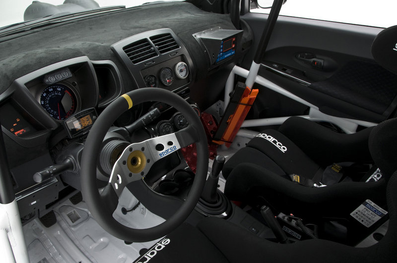2011 Scion xD Tarmac by 0-60 Magazine