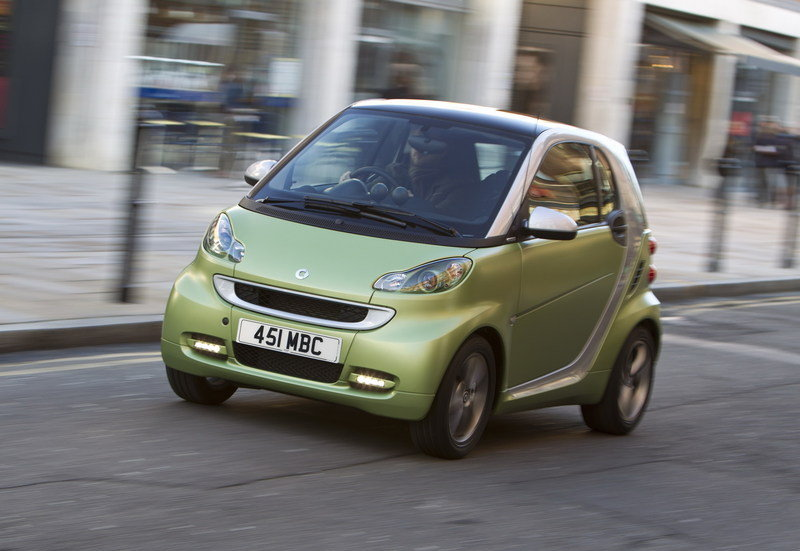 2011 Smart ForTwo Lightshine Edition High Resolution Exterior - image 389063