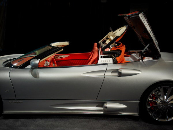 2011 Spyker C8 Aileron Spyder Car Review Top Speed