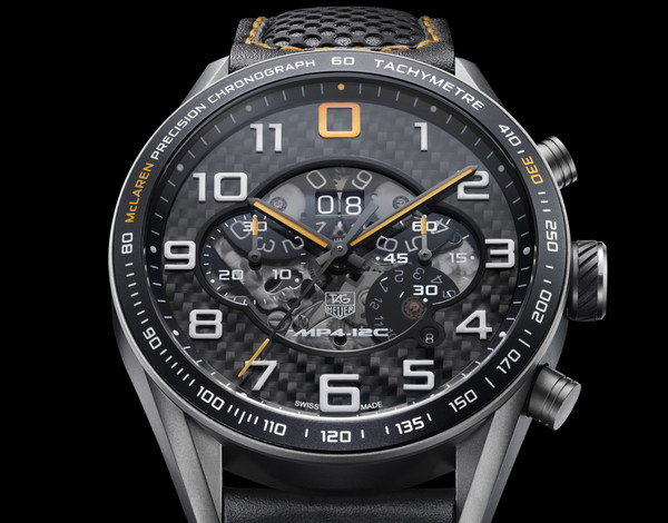 tag heuer mclaren mp4-12c chronograph picture