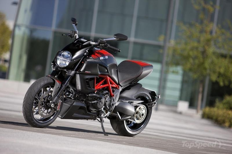 Top Speed's Best of 2010: Motorcycle of the Year