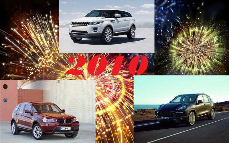 TopSpeed's Best of 2010: SUV of the Year