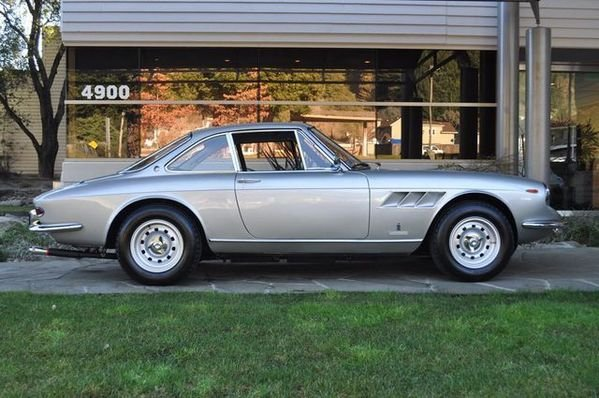 1968 ferrari 330 gtc car review top speed. Black Bedroom Furniture Sets. Home Design Ideas
