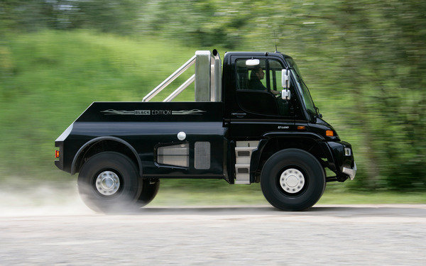Unimog For Sale >> 2008 Mercedes Unimog By Brabus | car review @ Top Speed