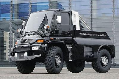 Mercedes Unimog News And Reviews | Top Speed
