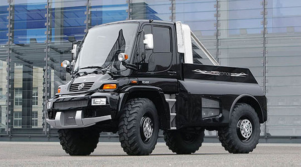 mercedes unimog by brabus picture