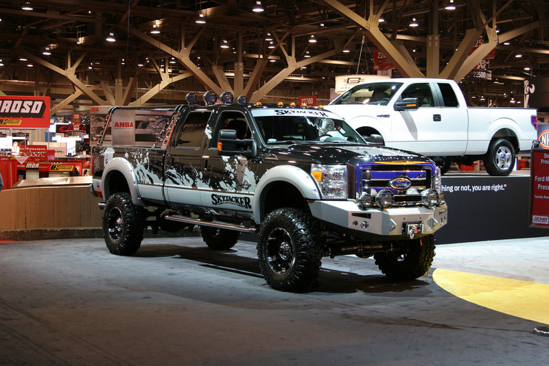 2010 Ford F-350 Super Duty by Skyjacker Suspensions