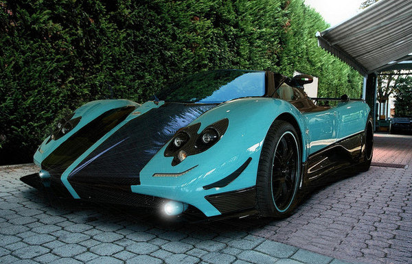 2010 Pagani Zonda Uno Car Review Top Speed