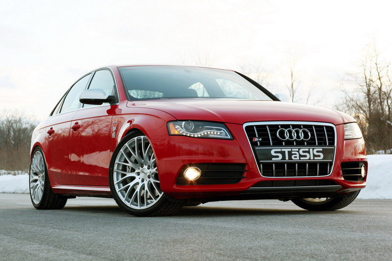 2011 Audi S4 By Stasis Engineering