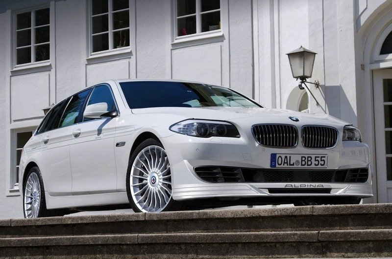 2011 BMW Alpina B5 Bi-Turbo Touring