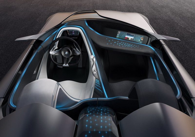 2011 BMW Vision ConnectedDrive Concept High Resolution Interior - image 392156