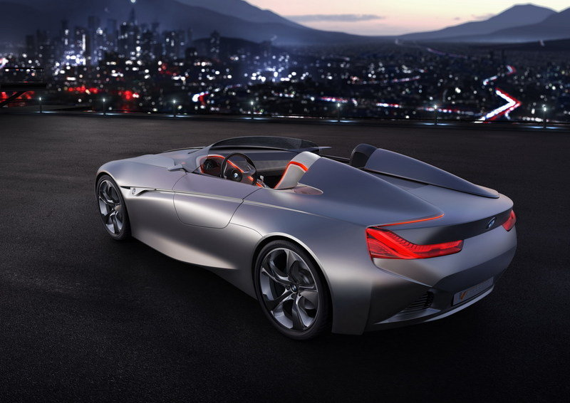 2011 BMW Vision ConnectedDrive Concept High Resolution Exterior Wallpaper quality - image 392144