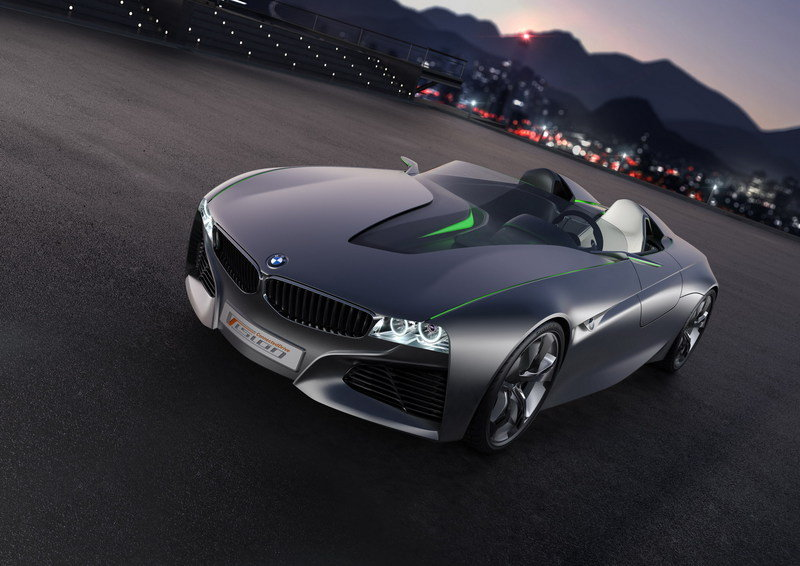 2011 BMW Vision ConnectedDrive Concept High Resolution Exterior Wallpaper quality - image 392149