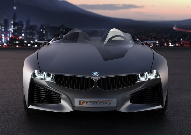 2011 BMW Vision ConnectedDrive Concept High Resolution Exterior - image 392150