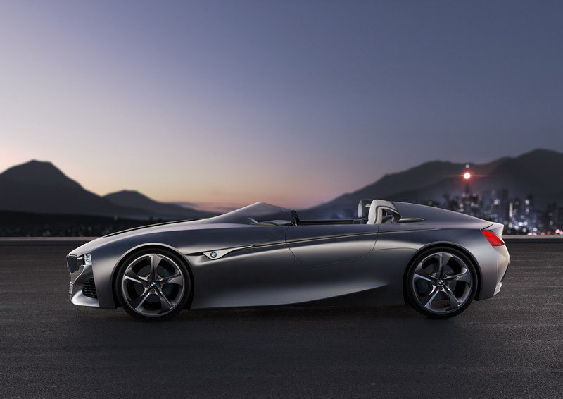 2011 BMW Vision ConnectedDrive Concept High Resolution Exterior - image 392151