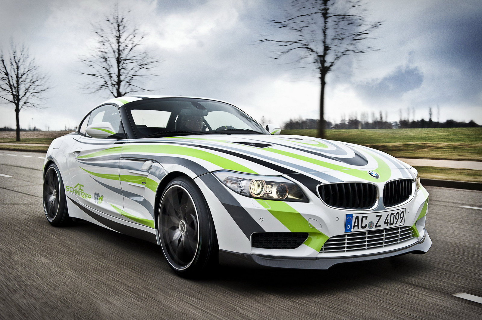 2011 Bmw Z4 99d By Ac Schnitzer Review Top Speed