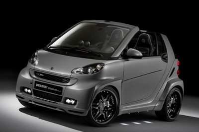 2011 Brabus Smart Ultimate