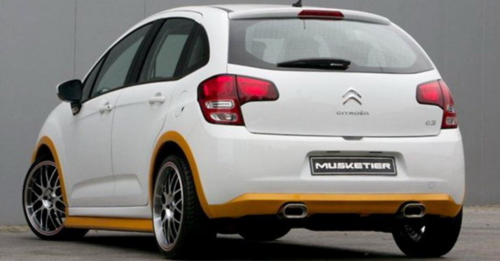 2011 Citroen C3 By Musketier Review Top Speed