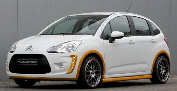 2011 citroen c3 by musketier car review top speed. Black Bedroom Furniture Sets. Home Design Ideas