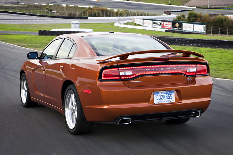 2011 Dodge Charger High Resolution Exterior - image 393680