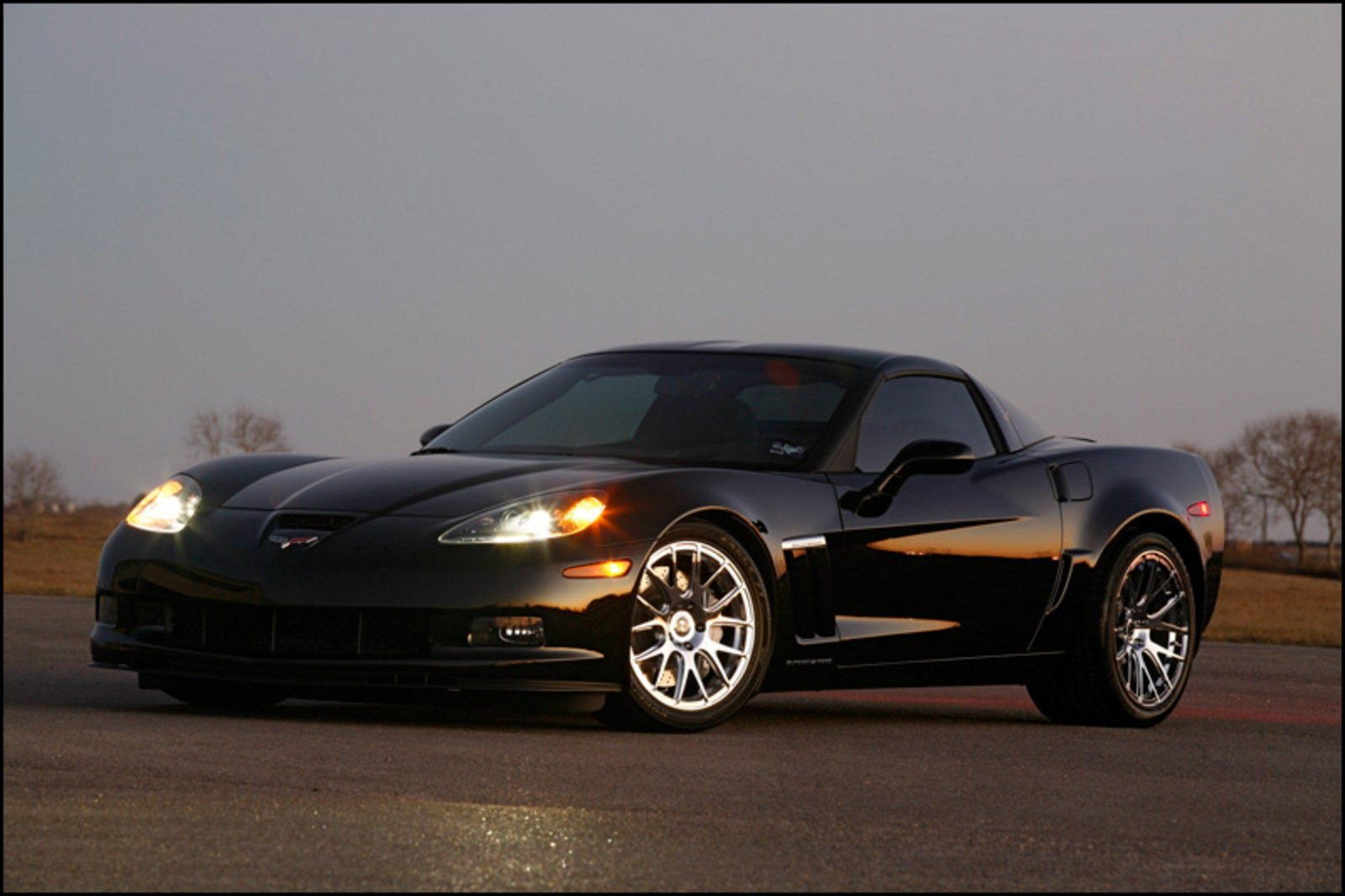2011 Hennessey Grand Sport Corvette Review - Top Speed
