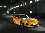 Here's Your Chance To Own One of Only 50 Lexus LFA Nurburgring Editions - image 393523