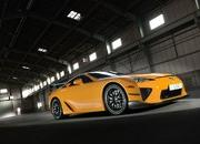 Wallpaper of the Day: 2012 Lexus LF A Nurburgring Package - image 393524