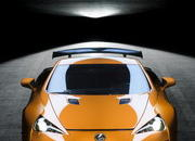 Wallpaper of the Day: 2012 Lexus LF A Nurburgring Package - image 393525